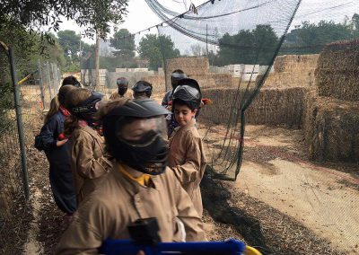 Xtreme Park Kids Paintball