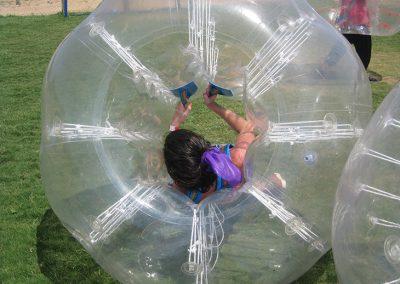Fútbol burbuja Xtreme Park