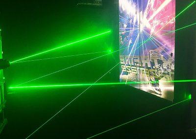 Xtreme Maze | Laberinto Láser