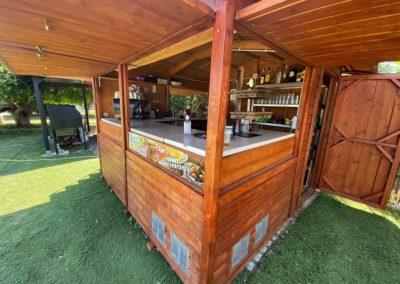 Bar exterior Xtreme Park