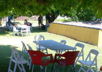Zona Pícnic Xtreme Park